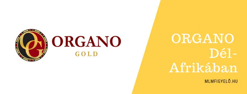Az Organo Gold Dél-Afrikában terjeszkedik