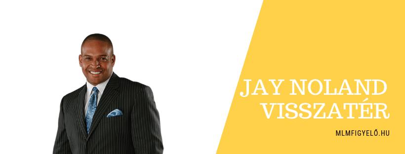 Jay Noland visszatér a ganoderma kávéhoz