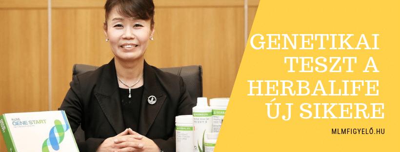 A Herbalife genetikai vizsgálattal folytatja a terjeszkedést Koreában