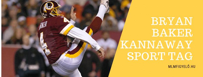 Az NFL veterán Bryan Barker csatlakozik a Kannaway Sportcsapathoz