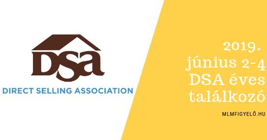 DSA éves találkozója 2019. június 2-4 között kerül megrendezésre Austin-ban