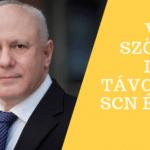 Vezér-Szörényi László összeegyezhetetlenségre hivatkozva elhagyja a Smart Crypto Note (SCN) céget