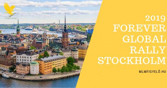 A 2019-es FLP Global Rally idén Stockholmban kerül megrendezésre