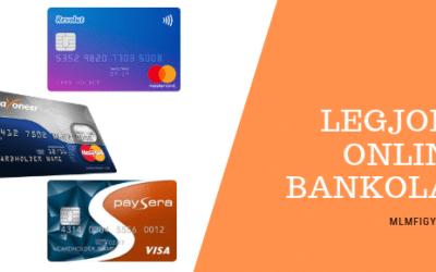 A 3 legjobb online Banki szolgáltatás, ahová a jutalékodat kikérheted
