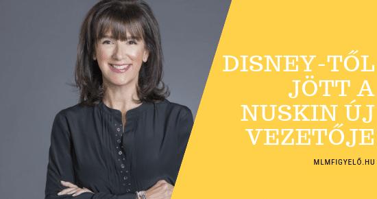 Laura Nathanson a Disney vezetője csatlakozik a NuSkin igazgatótanácsához