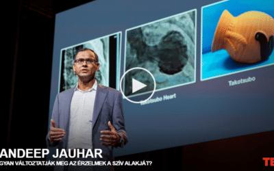 Sandeep Jauhar   Hogyan változtatják meg az érzelmek a szív alakját?