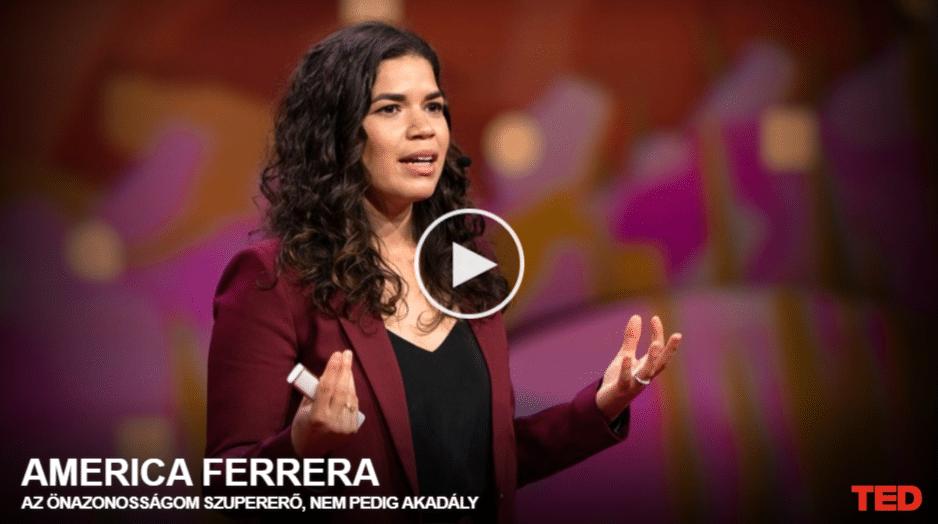 America Ferrera | Az önazonosságom szupererő, nem pedig akadály