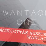 Az Osztrák Pénzpiaci Hatóság (FMA) betiltotta a Wantage One-t Ausztriában