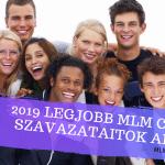 2019 legjobb MLM cége Magyarországon a Ti szavazataitok alapján