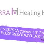 A doTERRA támogatja a COVID-19 elleni küzdelemben résztvevő egészségügyi dolgozókat