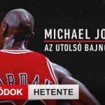 Michael Jordan - Az utolsó bajnokságig