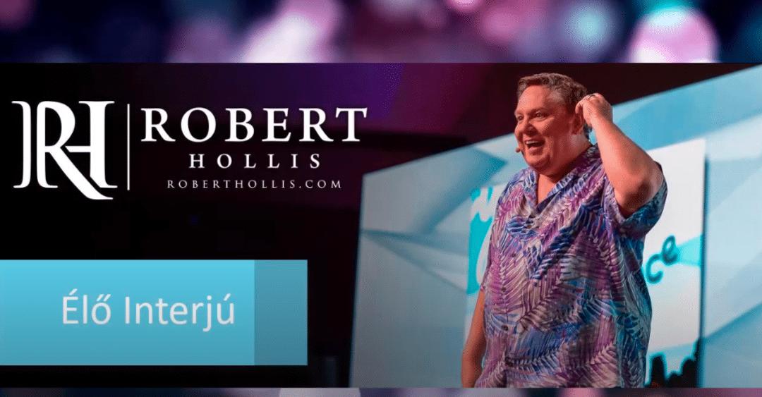 Robert Hollisaz 53 millió dolláros ember – MLMSiker Interjú