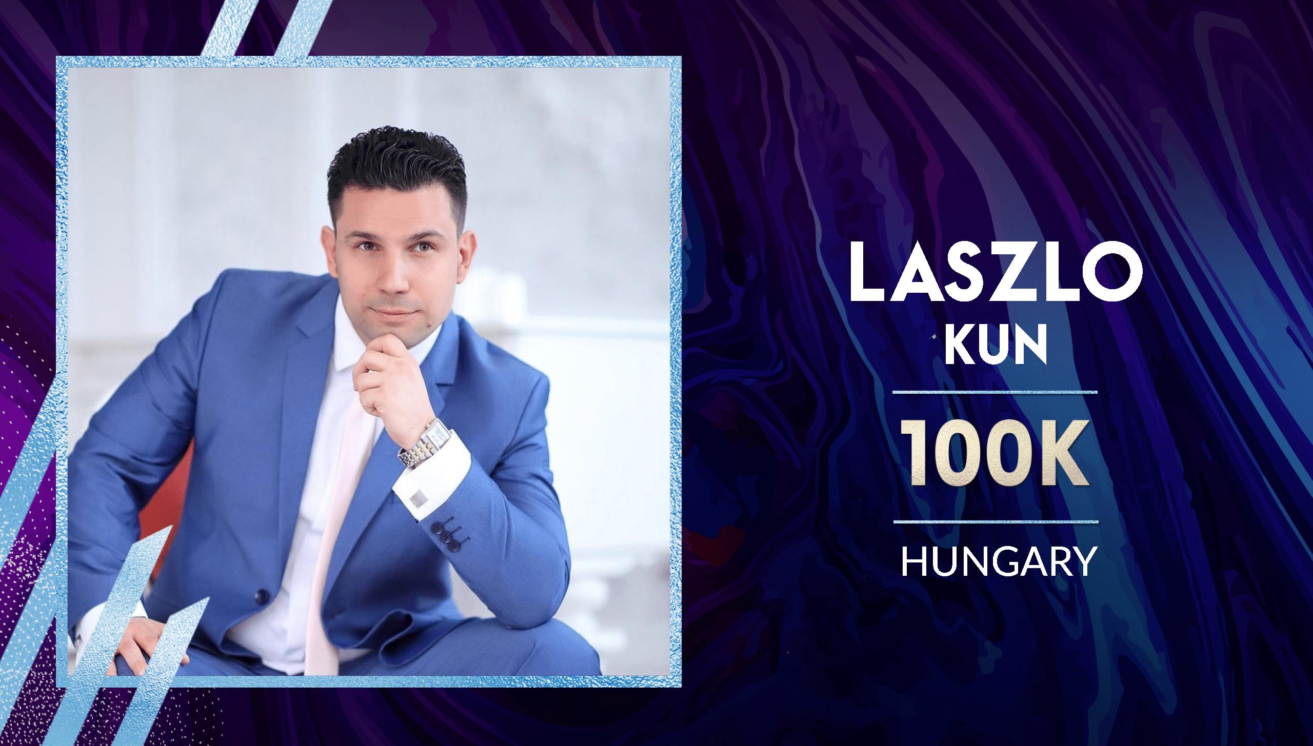 Kun László - 100K
