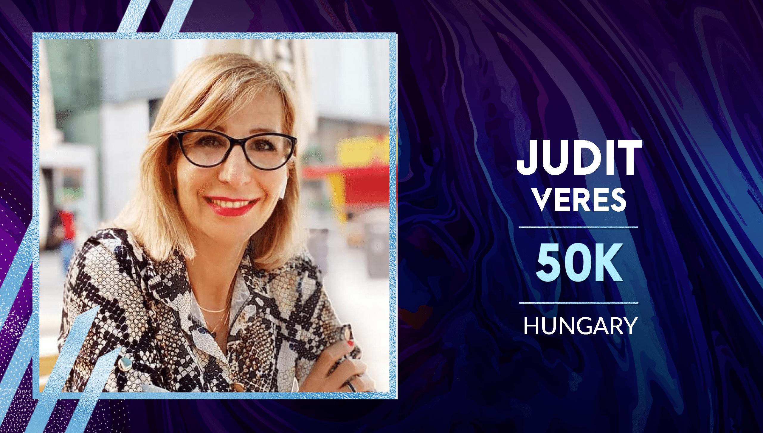 Veres Judit - 50K