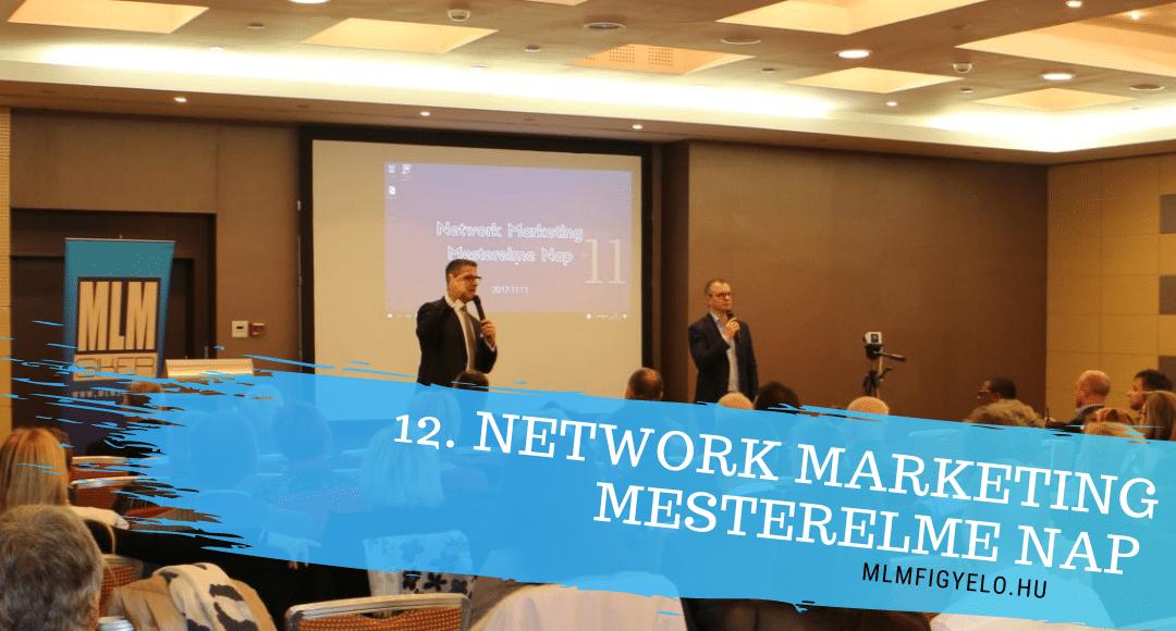 12. Network Marketing Mesterelme Nap