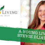 2020-ban a Young Living egy Stevie díjat nyert
