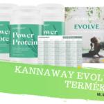 A Kannaway új termékcsaládja Evolve néven jelenik meg