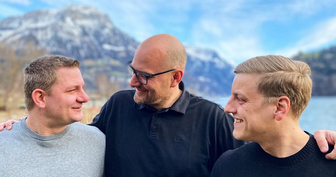 Alapítók: Thomas Pfeifer, Alexander Braun, Johannes Janssen