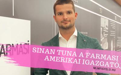 Sinan Tuna-t nevezték ki az Észak-Amerika Farmasi vezérigazgatójává