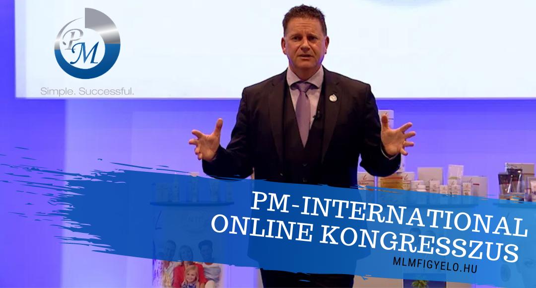 A PM-International Online tartotta meg az első Amerikai Kongresszusát