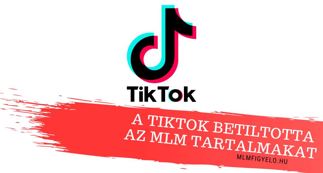 A TikTok betiltotta a piramis és network marketing tartalmakat