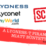 Piramisjáték szervezése miatt büntették meg a Lyoness-t