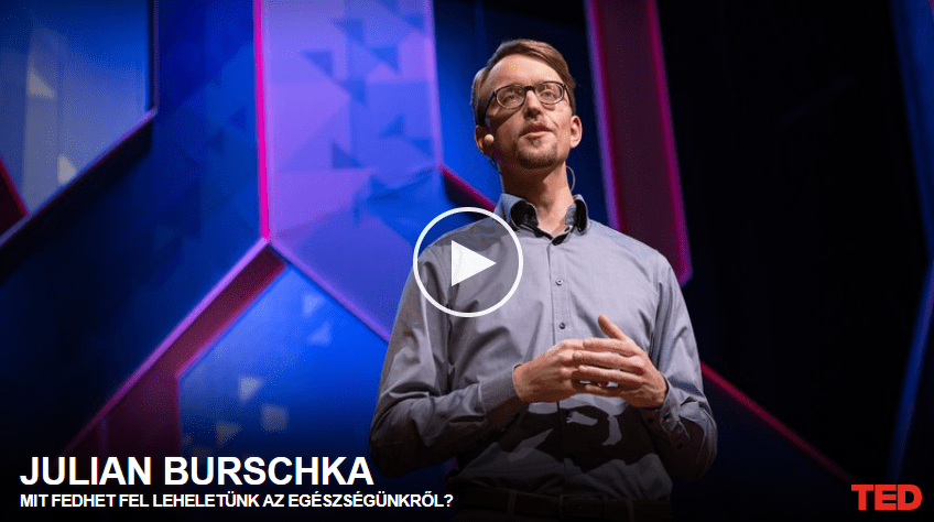 Julian Burschka: Mit fedhet fel leheletünk az egészségünkről?