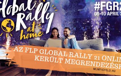 Az FLP Global Rally 2021 online került megrendezésre