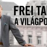Frei Tamás, a világpolgár / a Friderikusz Podcast