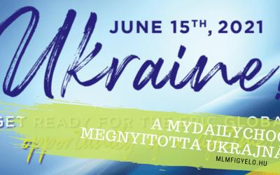 A MyDailyChoice megnyitotta Ukrajnát