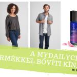 A MyDailyChoice két új termékcsaláddal bővíti kínálatát