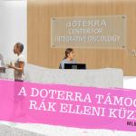 A doTERRA támogatja az American Cancer Society közösséget