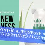 Döntős a Jeunesse azonnal fogyasztható Alōmūn terméke